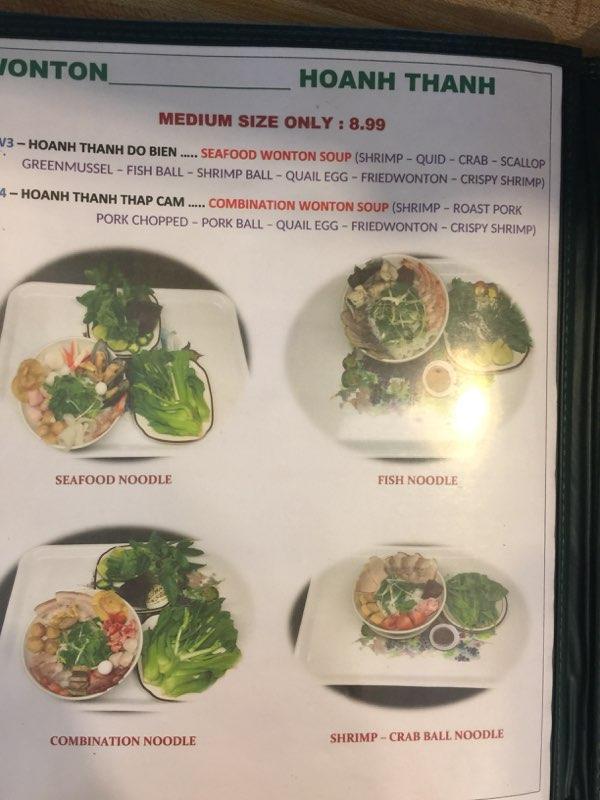 Pho Thai Nguyen – Oklahoma City – Menu – Oklahoma Menu